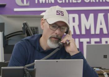 Pat Roberts of MN Vikings