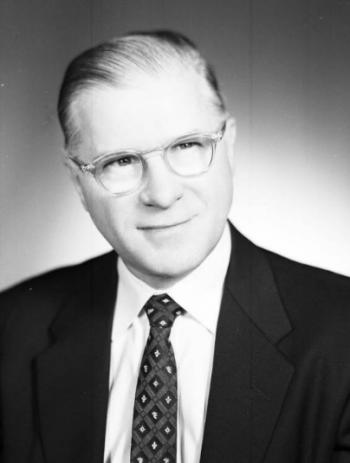 Robert O'Hair portrait