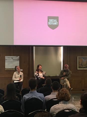 Social Deviant Lecture