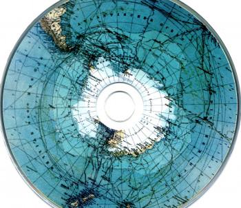 The Bransfield Strait CD art