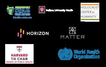 Internship company logos
