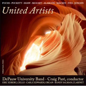 United Artists album cover