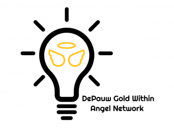 DePauw Gold Within Angel Network logo