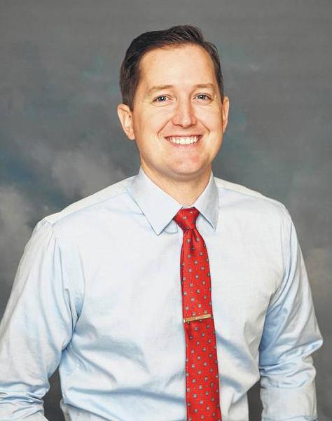 OB-GYN Michael Gentry '09 Joins Staff of North Carolina