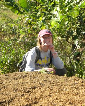 Molly in Madagascar