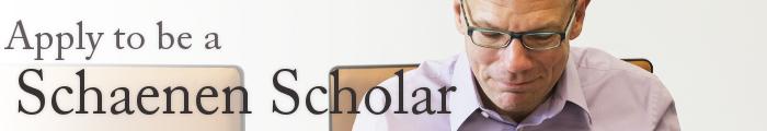 Schaenen Scholars