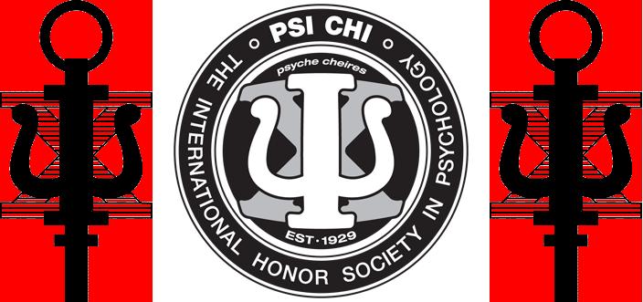 Psi Chi Honor Society Seal