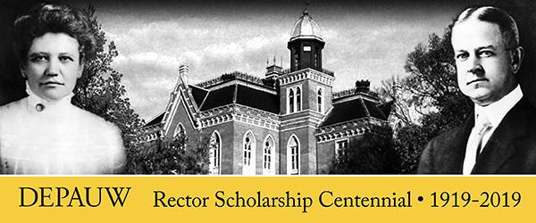 Rector Centennial Header