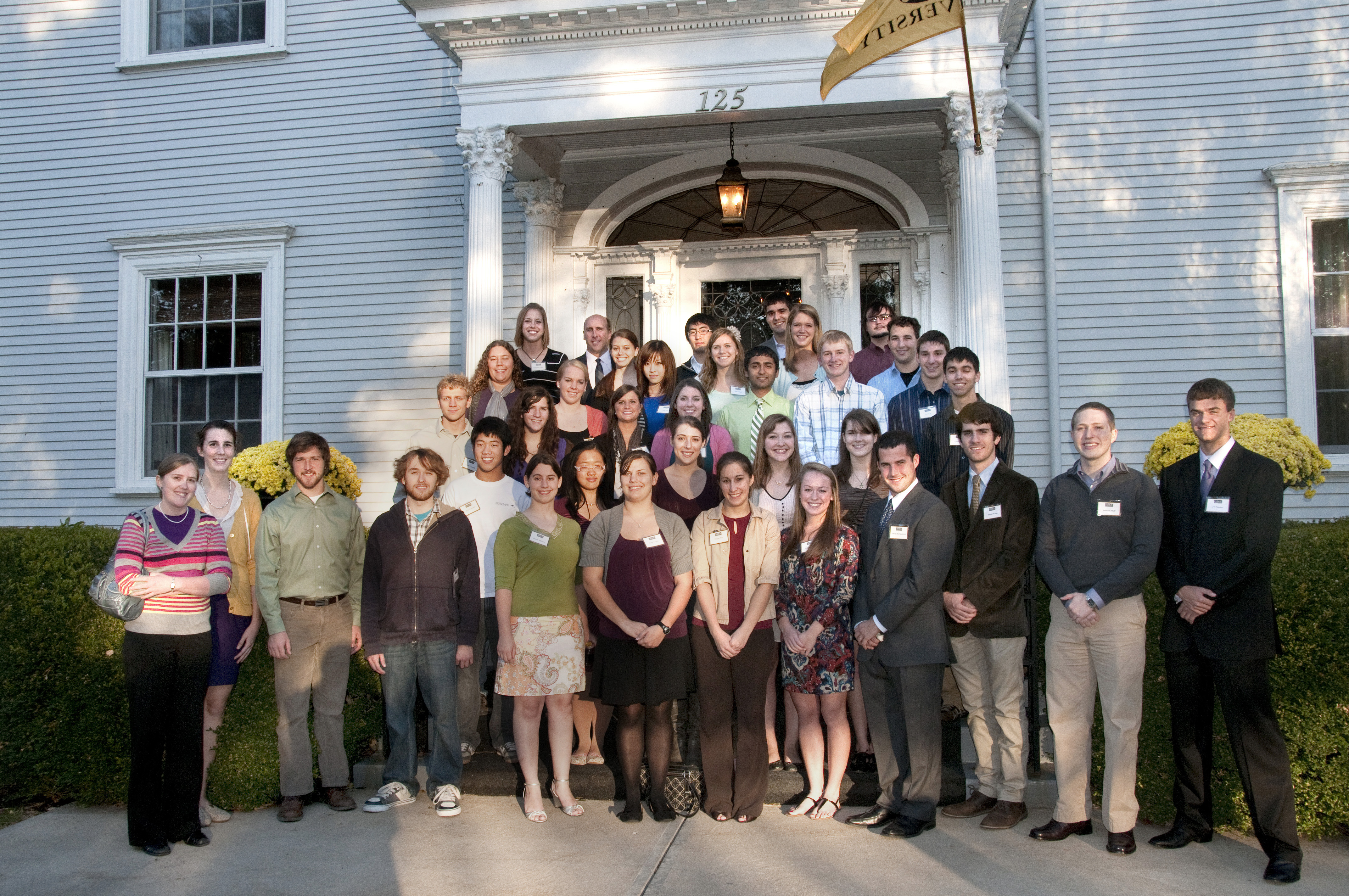 Rector Scholars Group Pictures