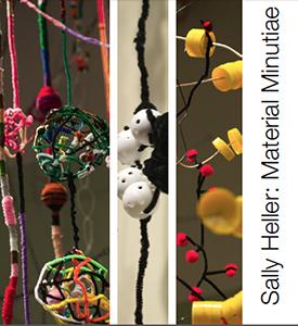 Cover art for 2005 Sally Heller: Material Minutiae