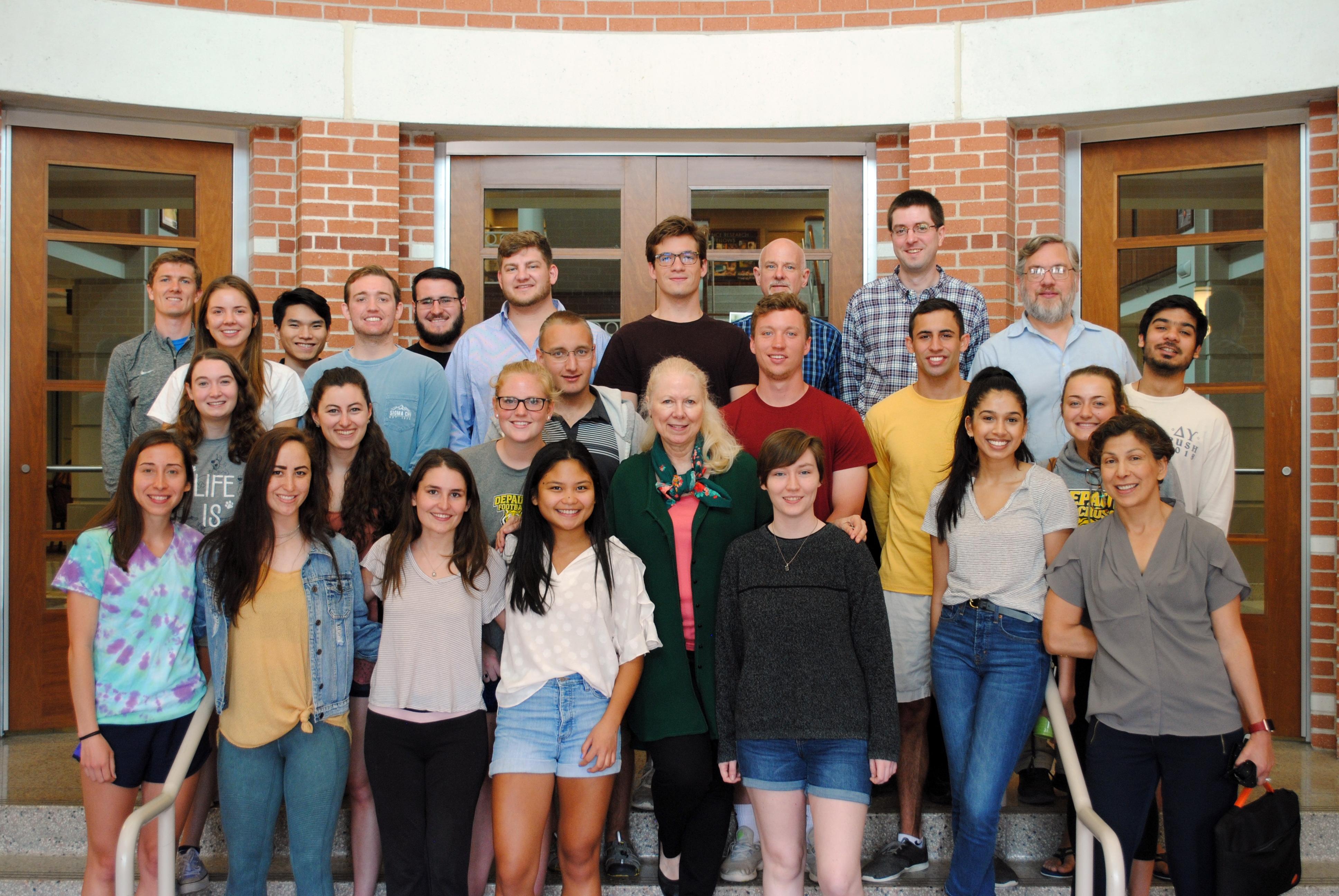 Computer Science Seniors 2019