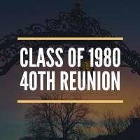 Class of 1980 logo