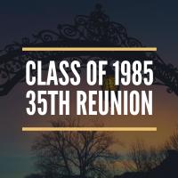 Class of 1985 logo