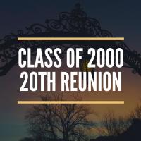 Class of 2000 logo