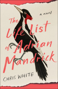 Book cover, The Life List of Adrian Mandrick