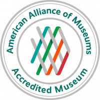 American Alliance of Museums Accredited symbol
