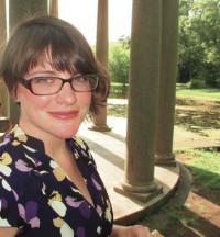 Emily McWillams, current Schaenen Scholar