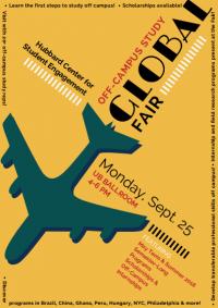 Global Fair Flyer