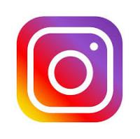 instagram logo and hyperlink to Hartman House instagram
