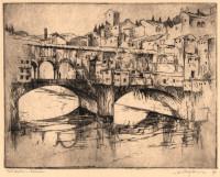 Marjorie Garfield Ponte Vecchio in Florence