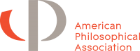 Color Logo for American Philosophical Association