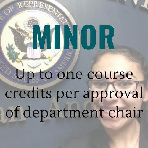 Minor Course Credit