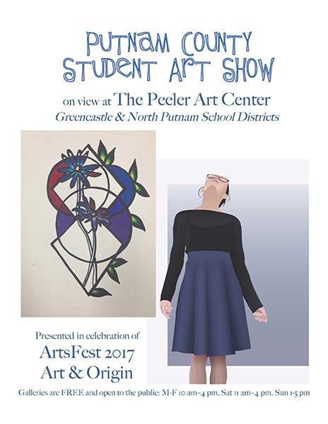 Putnam County Student Art Show_Fall 2017