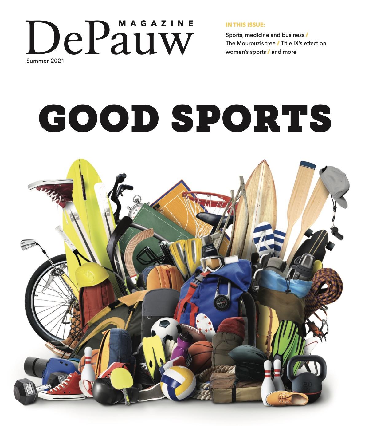 DePauw Magazine Summer 2021