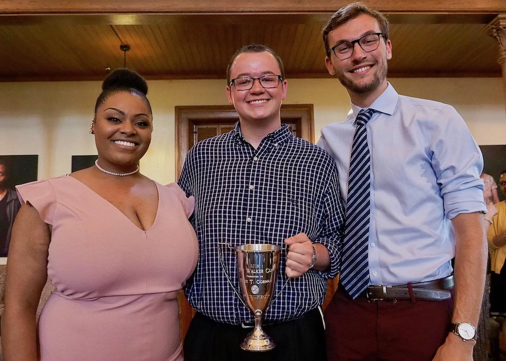2018 Walker Cup Finalists