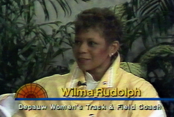 Coach wilma rudolph visits am indiana depauw university coach wilma rudolph visits am indiana voltagebd Gallery