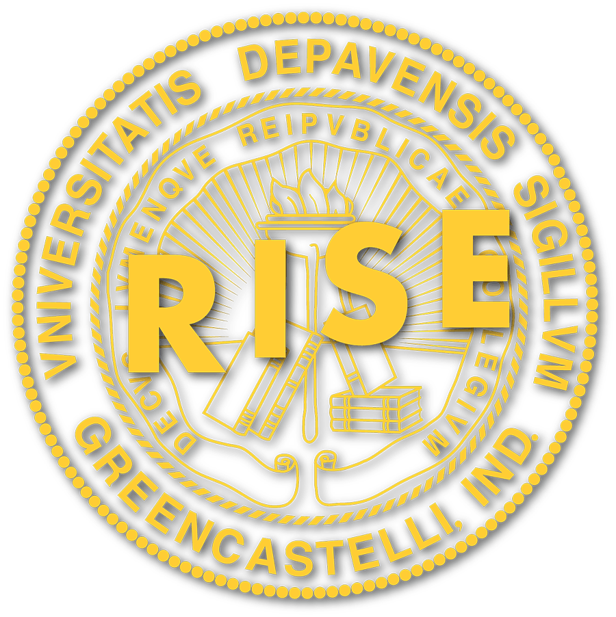 DePauw Seal - RISE