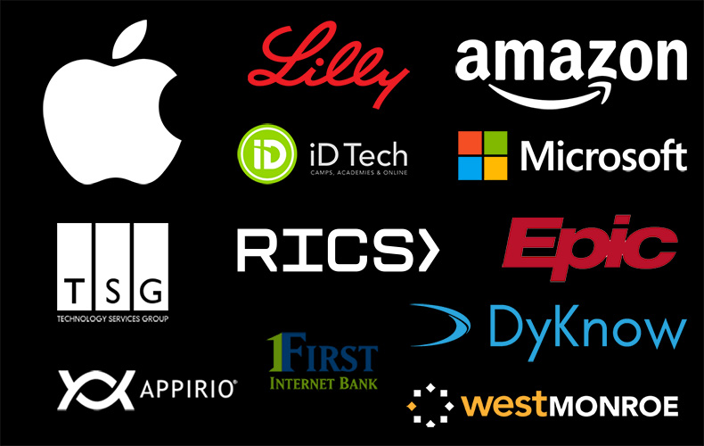 tech company logos