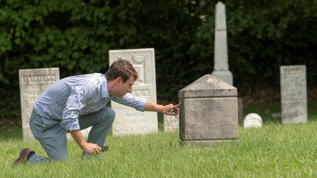 Hidden legacy: Genealogical search strengthens alum's bond to DePauw