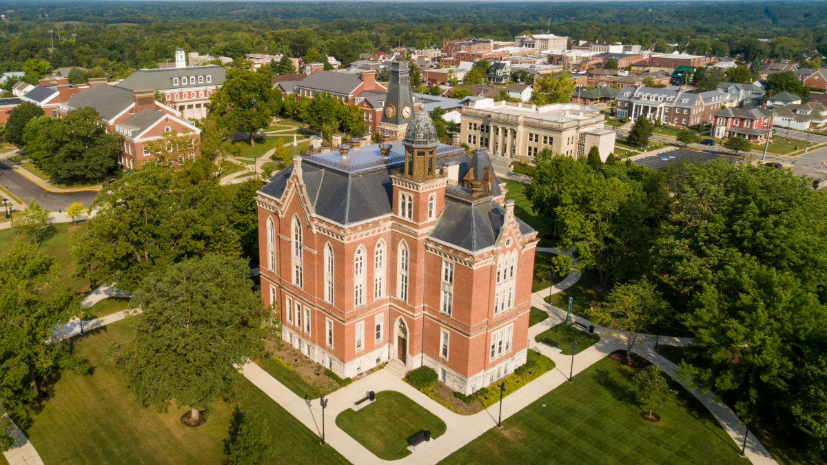 DePauw remains among top national liberal arts institutions in the U.S., No. 1 in Indiana