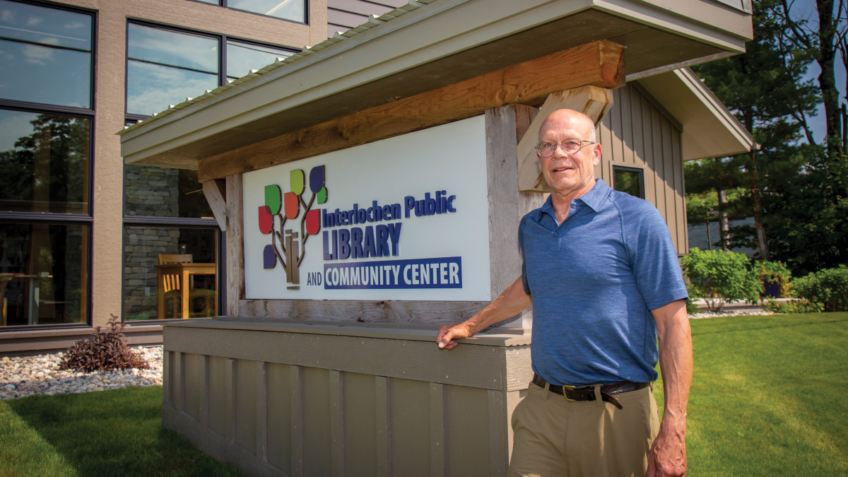 Decades from DePauw, Alum Finds New Way to Love Literature