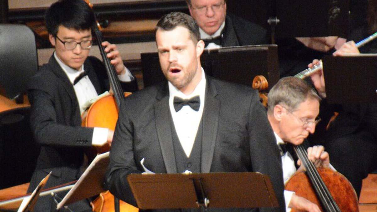 DePauw mourns Steven Linville'06 of School of Music