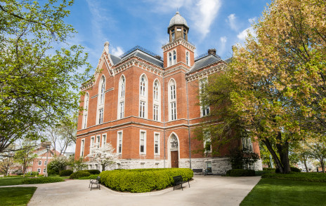 DEPAUW AGAIN AMONG NATION'S LEADERS & TOPS IN INDIANA LIBERAL ARTS COLLEGES FOR PRODUCING FULBRIGHT SCHOLARS