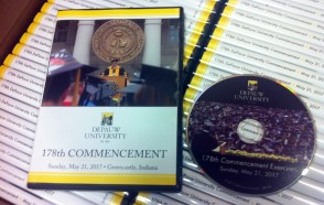 Order Your 2017 Commencement DVD