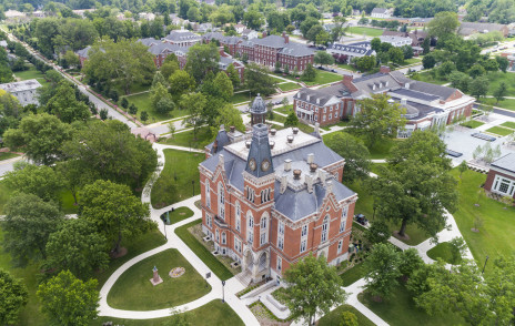 DEPAUW CLIMBS TO TOP 50 IN US NEWS 'BEST COLLEGES' LIST; INDIANA'S TOP LIBERAL ARTS COLLEGE