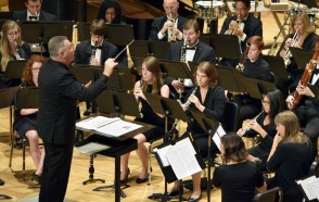 'DePauw Band Performs Premiere Sunday
