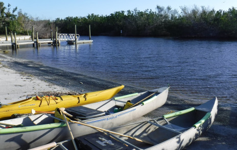 WILDERNESS WRITING: PADDLING FLORIDA'S EVERGLADES