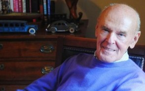 Another Award for Author Richard Peck '56