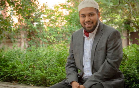 Meet Imam Sami Aziz