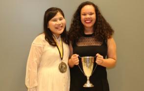 Walker Cup & Murad Medal Awarded