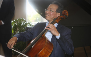 Yo-Yo Ma Returns to DePauw on Sept. 30