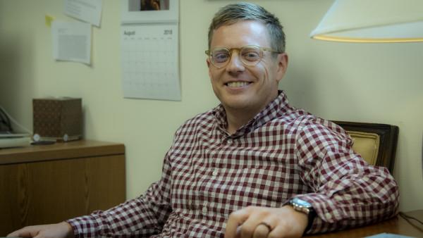Prof. Derek Ford to Present Wednesday Talk at Syracuse U