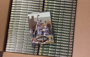 2017 Monon Bell DVDs Arrive from Replicator, Shipping Now