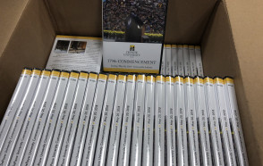 2018 Commencement DVD is in From Factory, Now Shipping
