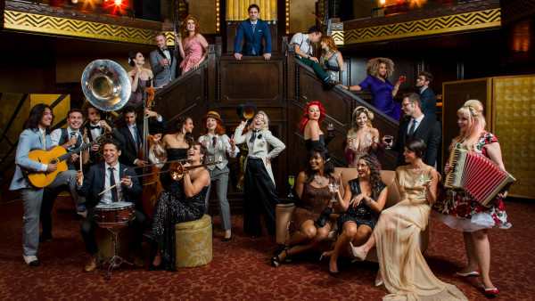Postmodern Jukebox Performs at DePauw October 26