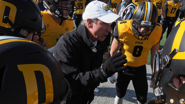 Retiring Football Coach Bill Lynch Reflects on A Great Profession